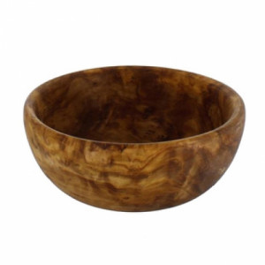 Natural Olivewood Catch All Bowl